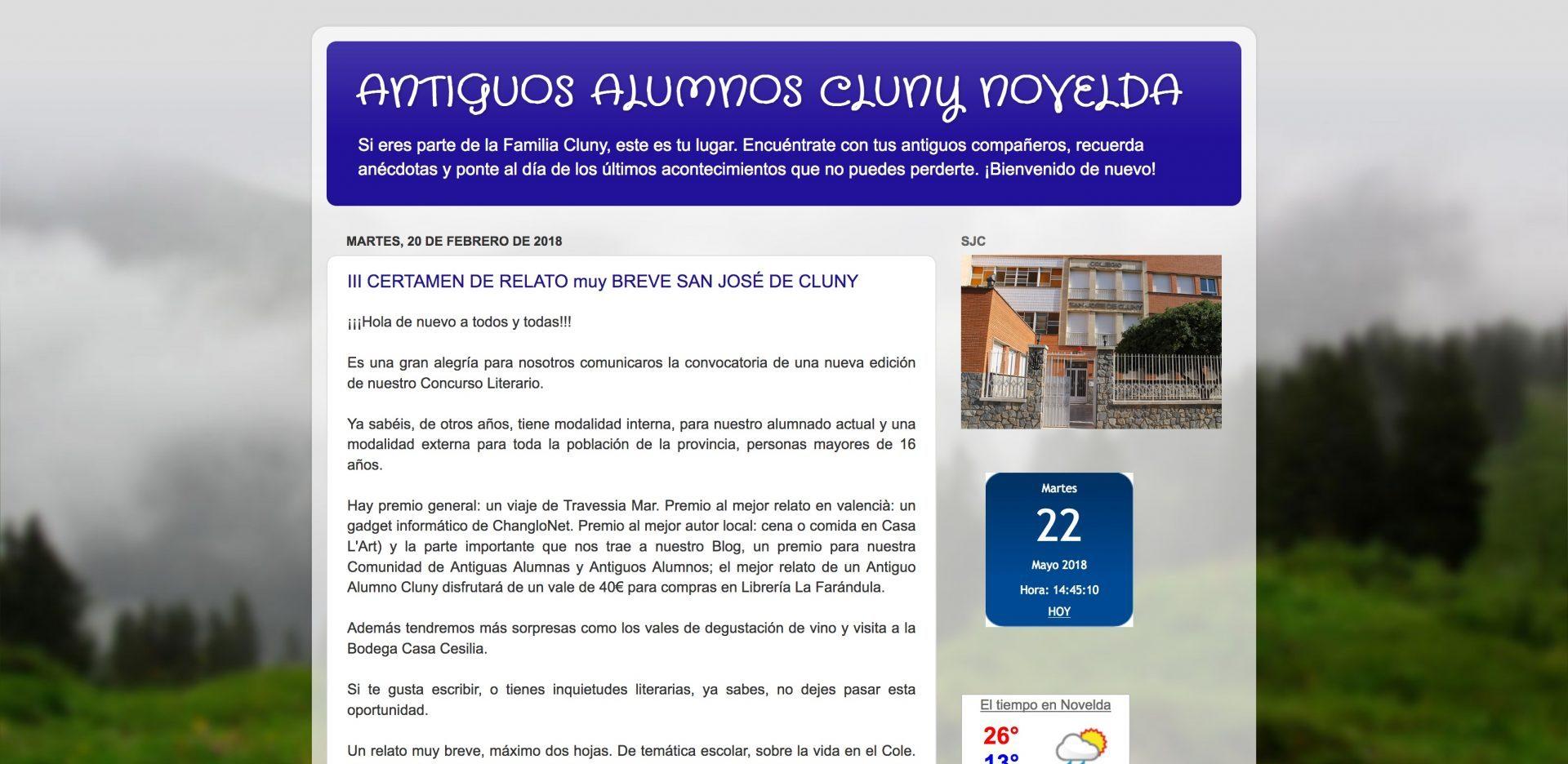 Blogs SJC Novelda